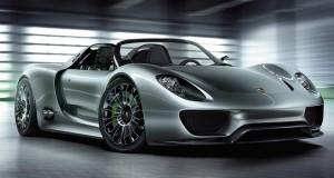 Porsche-Spyder