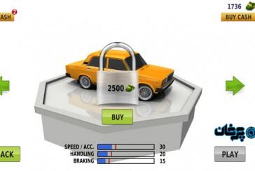با Traffic Racer در جادههای پر ترافیک راننده کنید!
