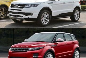 چینیها تقلب میکنند ما مونتاژ: نگاهی به خودروهای کپی شده چینی!