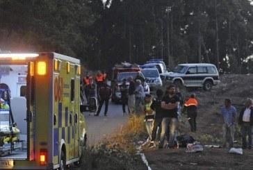 شش کشته در اثر حادثه ناگوار رالی اسپانیا