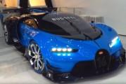 نسخه کانسپت بوگاتی Vision GT صدایی شبیه به کامیون دارد!