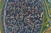 ترافیک سنگین در چین باز هم خبر ساز شد!