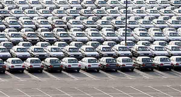 خودروهای صفر کیلومتر