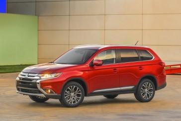 Mitsubishi با سبد کامل محصولات ۲۰۱۸ در گرگان