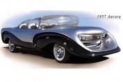 Aurora 1957 زشت ترین و در عین حال ایمن ترین خودروی جهان!