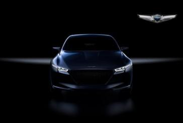کانسپت جدید هیوندای جنسیس، رقیب آینده BMW سری ۳