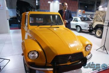 گزارش اختصاصی چرخان، از غرفه سایپا در نمایشگاه خودروی تهران!