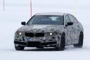 انتشار تصاویر جاسوسی از جدیدترین مدل BMW M5، با توان ۶۲۶ اسببخار!