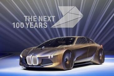 رونمایی از کانسپت مفهومی BMW برای ۱۰۰ سال دیگر!
