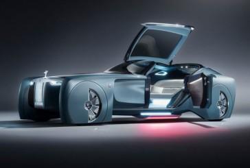 معرفی لوکس ترین خودروی تاریخ رولز رویس برای آینده!