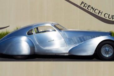 موزه خودروی پترسن از نمایشگاه هنرهای بوگاتی میزبانی میکند