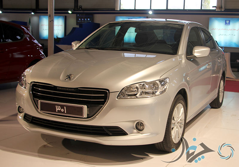 Peugeout 301