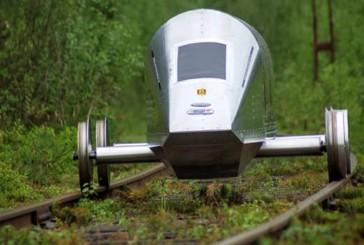 طراحی ماشین رول برای خطوط ریلی