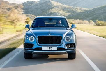 بنتلی ورود به دنیای خودروهای دیزلی را با بنتایگا کلید زد!