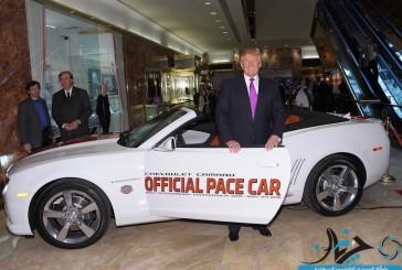۵ خودروی محبوب دونالد ترامپ!