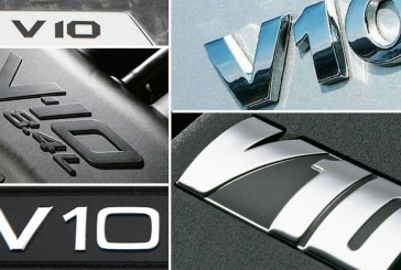 خودروهای برتر با موتور V10!