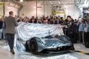 آستون مارتین AM-RB 001 خودرویی با شتابی خارقالعاده و قیمت ۳ میلیون دلار!