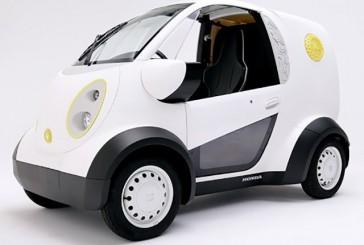 خودروی سهبعدی هوندا، آماده برای انتقال سفارشات!