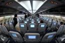 چرا کابین هواپیماها در برخی از پروازها خالی هستند؟