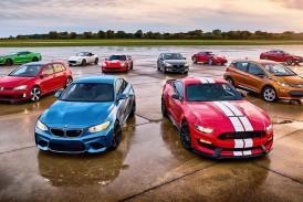 ۱۰ خودروی برتر سال ۲۰۱۷ میلادی معرفی شدند!