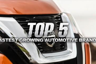 5 خودروساز برتر جهان با سریعترین رشد را بشناسید!