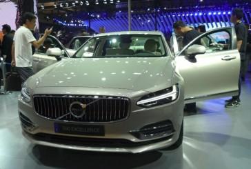 ولوو از لوکسترین مدل S90 در نمایشگاه خودروی گوانگژو رونمایی کرد