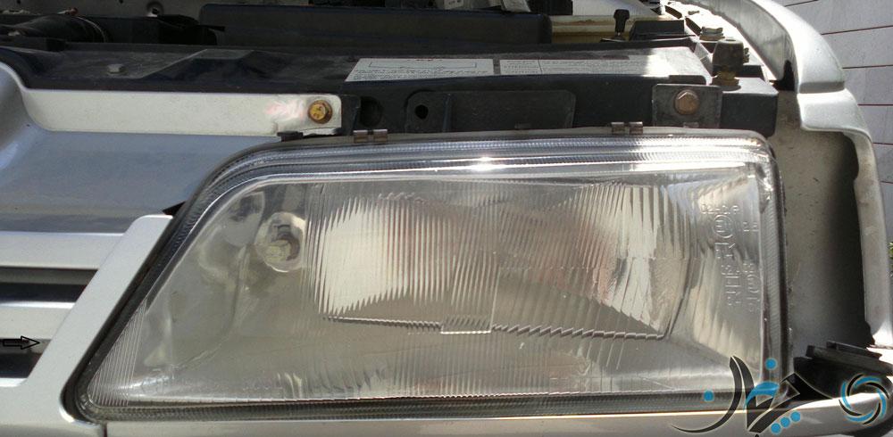 آموزش تعویض لامپ چراغ جلو پژو ۴۰۵ + ویدئوی اختصاصی!