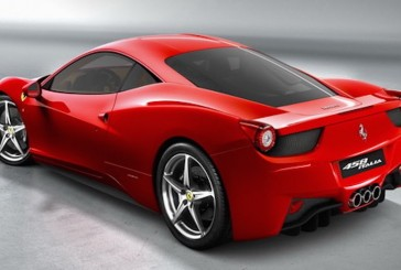 ایتالیا ۴۵۸ پر سر و صداترین فراری در میان خودروهای اسپرت!