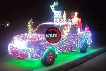 کریسمس با طعم تویوتا همراه با ویدئو !