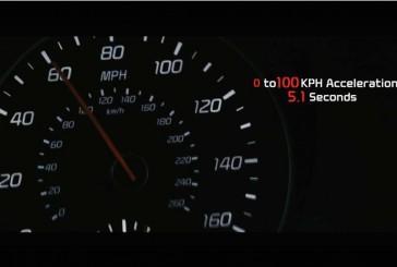 صفر تا صد کیا GT تنها در ۵.۱ ثانیه!