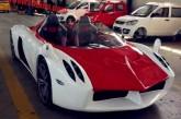 زیباترین خودروی برقی چین با تم سوپر اسپرت!