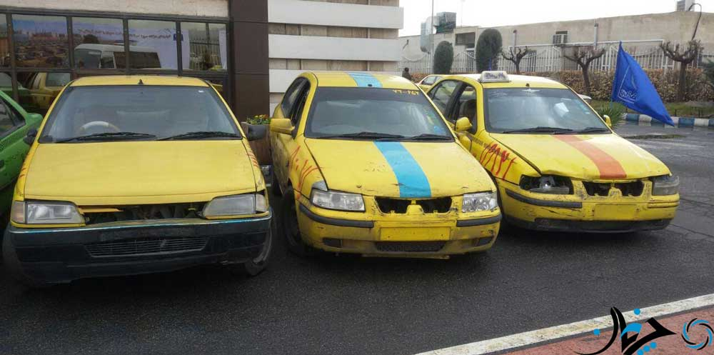ایران خودرو و جایگزینی 40 هزار تاکسی نو!
