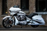 گروه پلاریس خط تولید موتورسیکلت ویکتوری را متوقف کرد!
