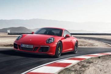 نسل بعدی پورشه 911 GTS با موتور جدید و قدرتمندتر!