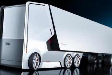 کامیون الکتریکی آئودی چگونه خواهد بود؟