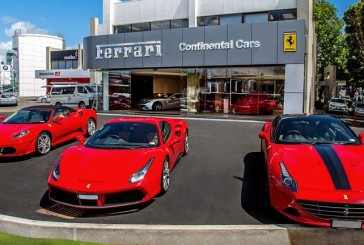 گردهمایی خودروهای فراری در نیوزیلند برای افتتاح نمایشگاه جدید!