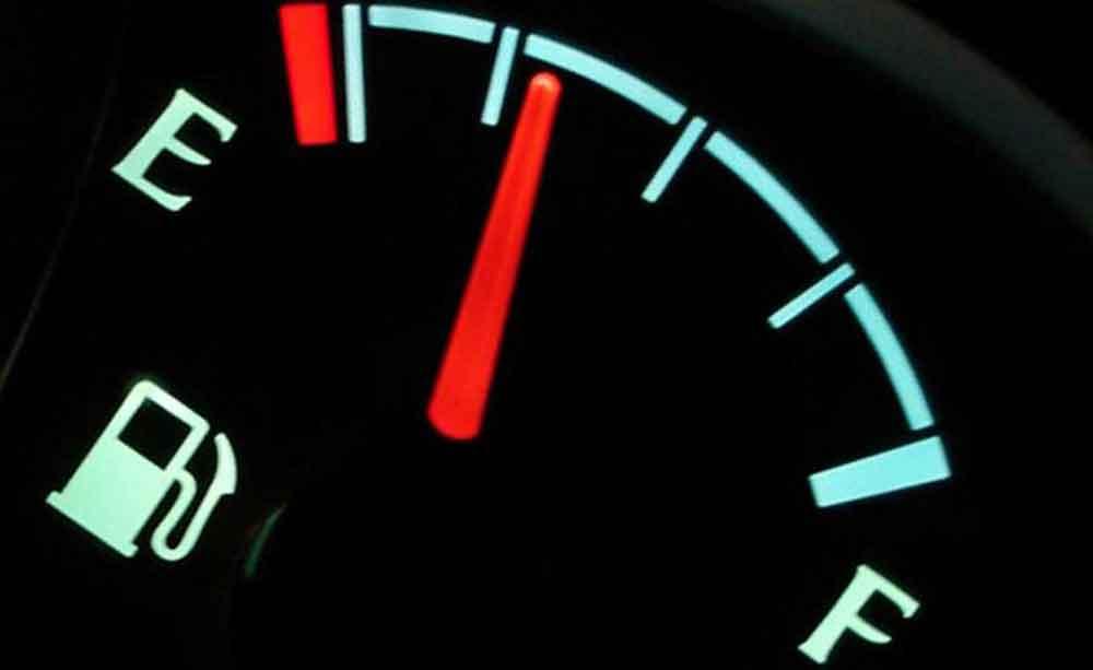 باک بنزین کارت سوخت المثنی