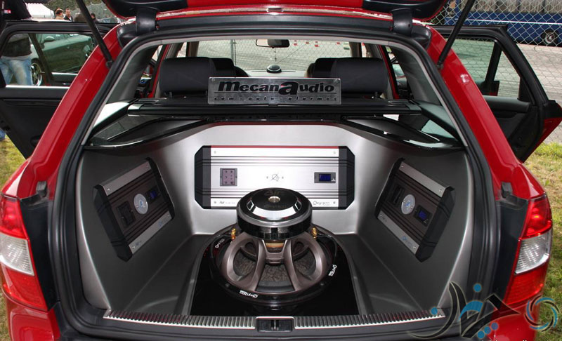 Audio-car-system