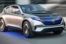کمپانی مرسدس خودروهای AMG را تبدیل به مدلهای EQ میکند!