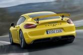 نمایندگی پورشه از Cayman GT4RS با موتور ۴ لیتری، خبر داد