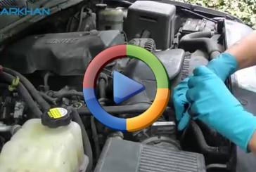 چگونه کلاچ پروانه در رادیاتور خودرو را تعویض کنیم؟
