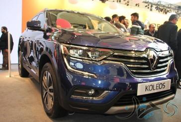 گزارش چرخان از محصولات جدید رنو در نمایشگاه خودروی تهران (کلیپ اختصاصی)
