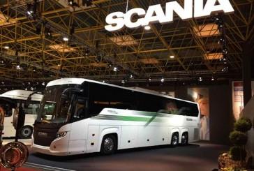 اسکانیا ناوگان اتوبوسرانی ایران را نو میکند!