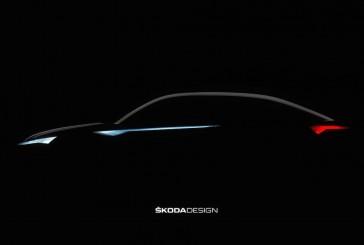 تیزر جدید خودروی برقی اشکودا قبل از نمایشگاه شانگهای فاش شد!
