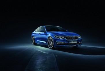 BMW از مدل 2018 خودروی Alpina B5 Bi-Turbo رونمایی کرد