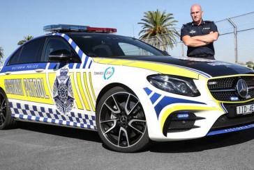 پلیس گشت استرالیا مجهز به خودروهای مرسدس بنز AMG E43 میشود!