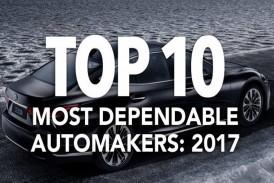 قابل اعتمادترین خودروسازهای سال ۲۰۱۷!