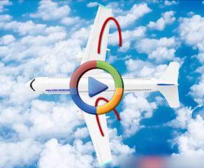 در زیر بال هواپیماها چه خبر است؟!