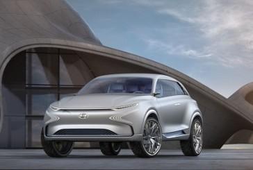 کانسپت FE Fuel Cell هیوندای را ببینید: آینده از نوع کرهای!