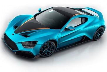 گوهر درخشان نمایشگاه خودرو ژنو؛ زنوو TS1 FT با سرعت ۴۰۲ کیلومتر بر ساعت!